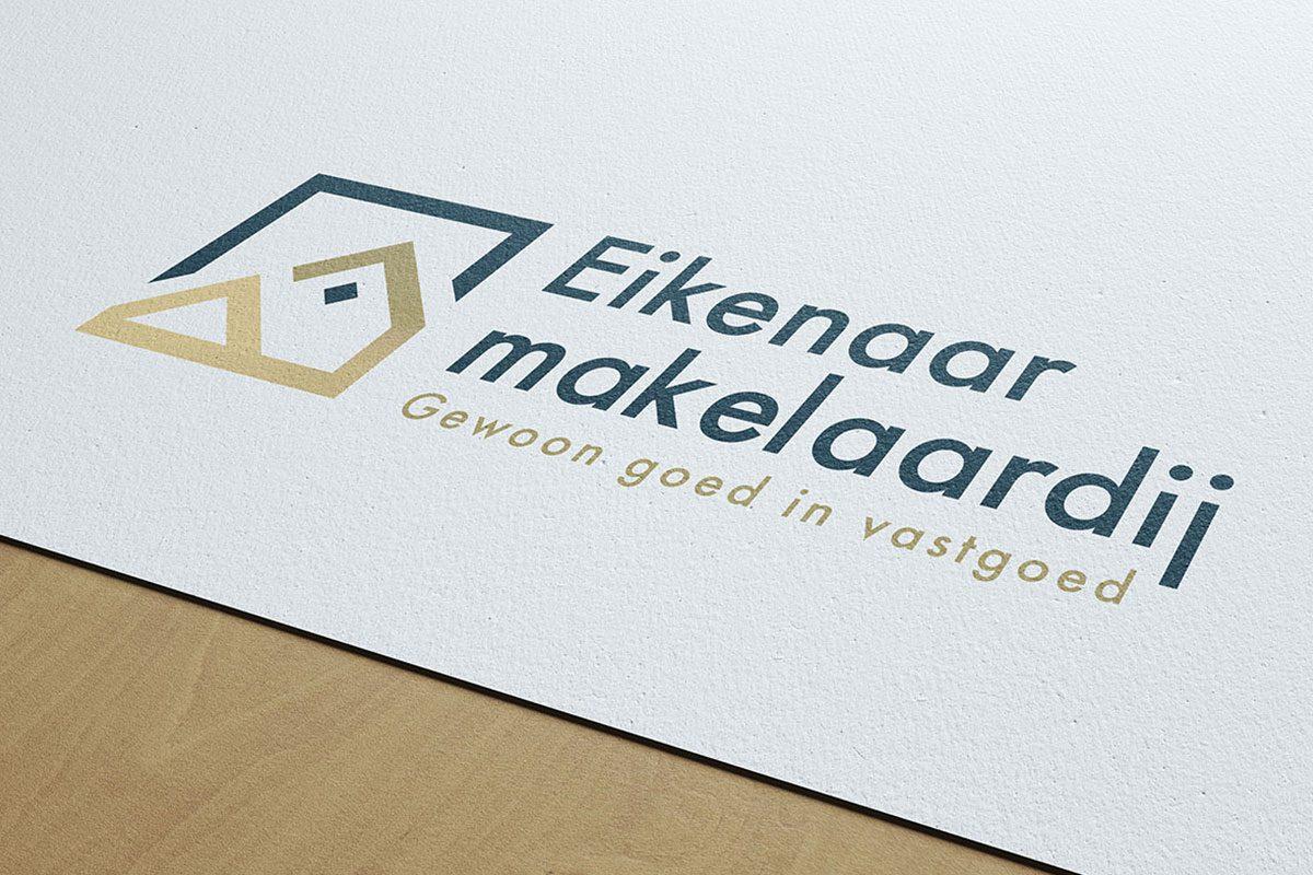 Eikenaar Makelaardij Logo