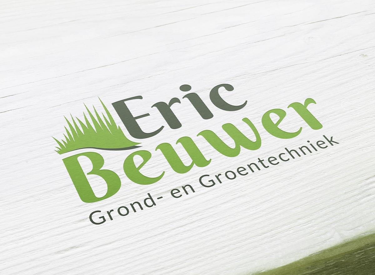 Eric Beuwer Logo
