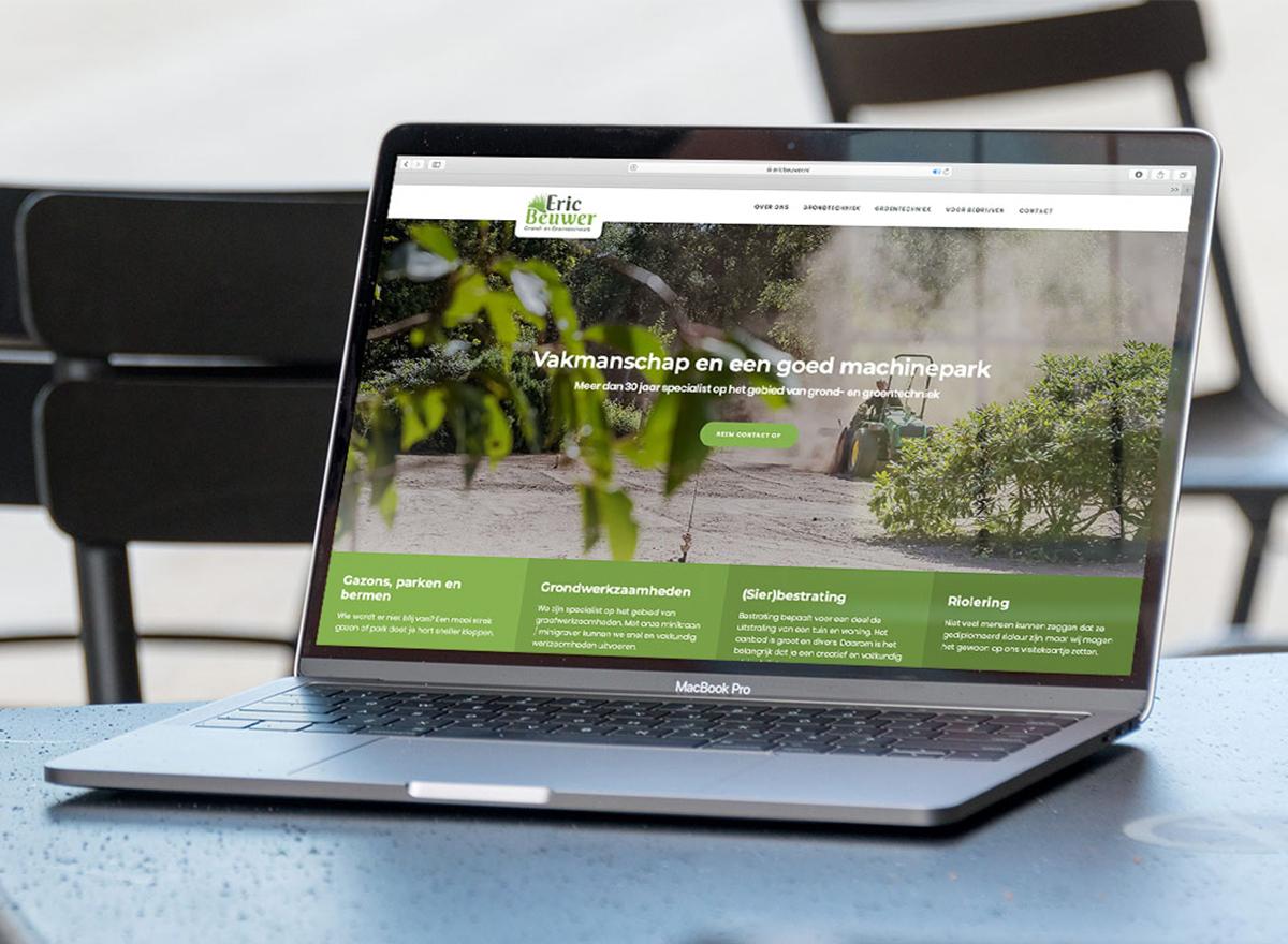 Eric Beuwer Website