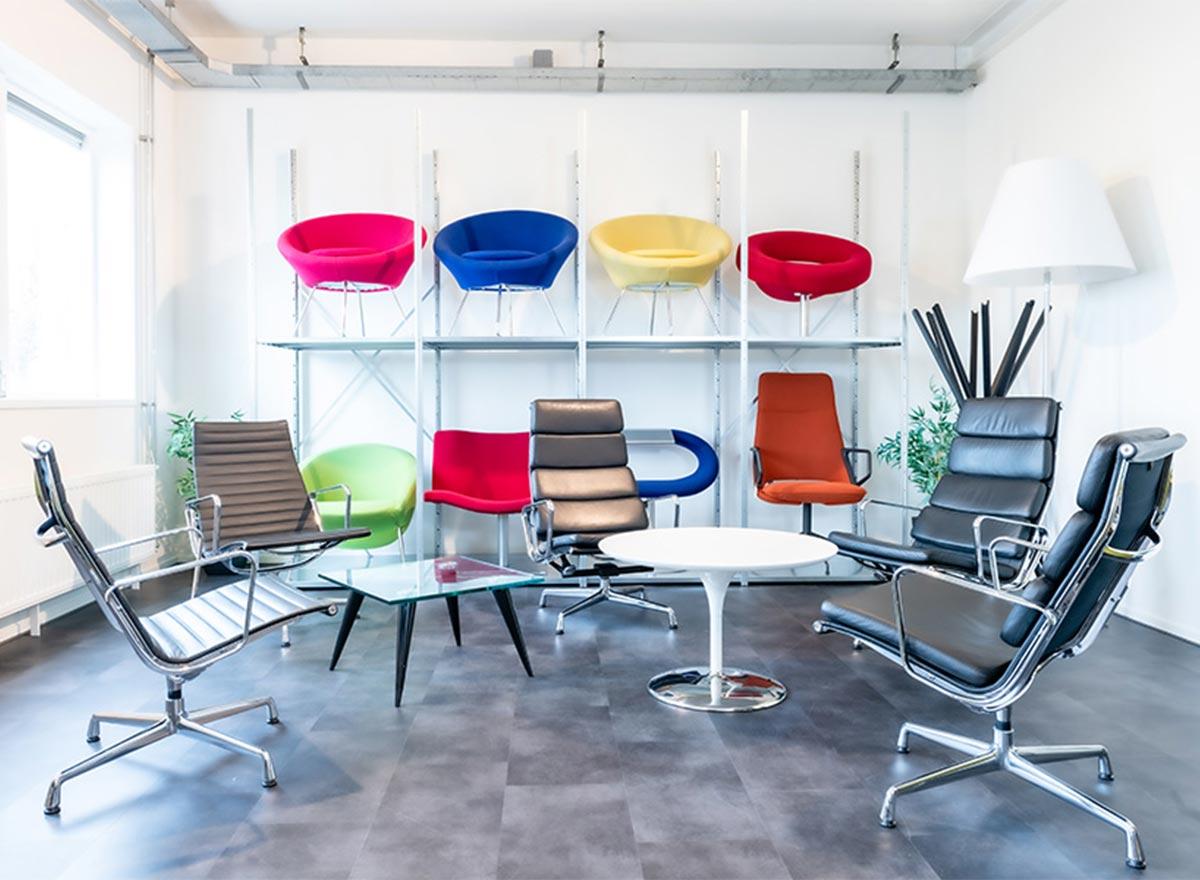 R&M Kantoor Designmeubilair