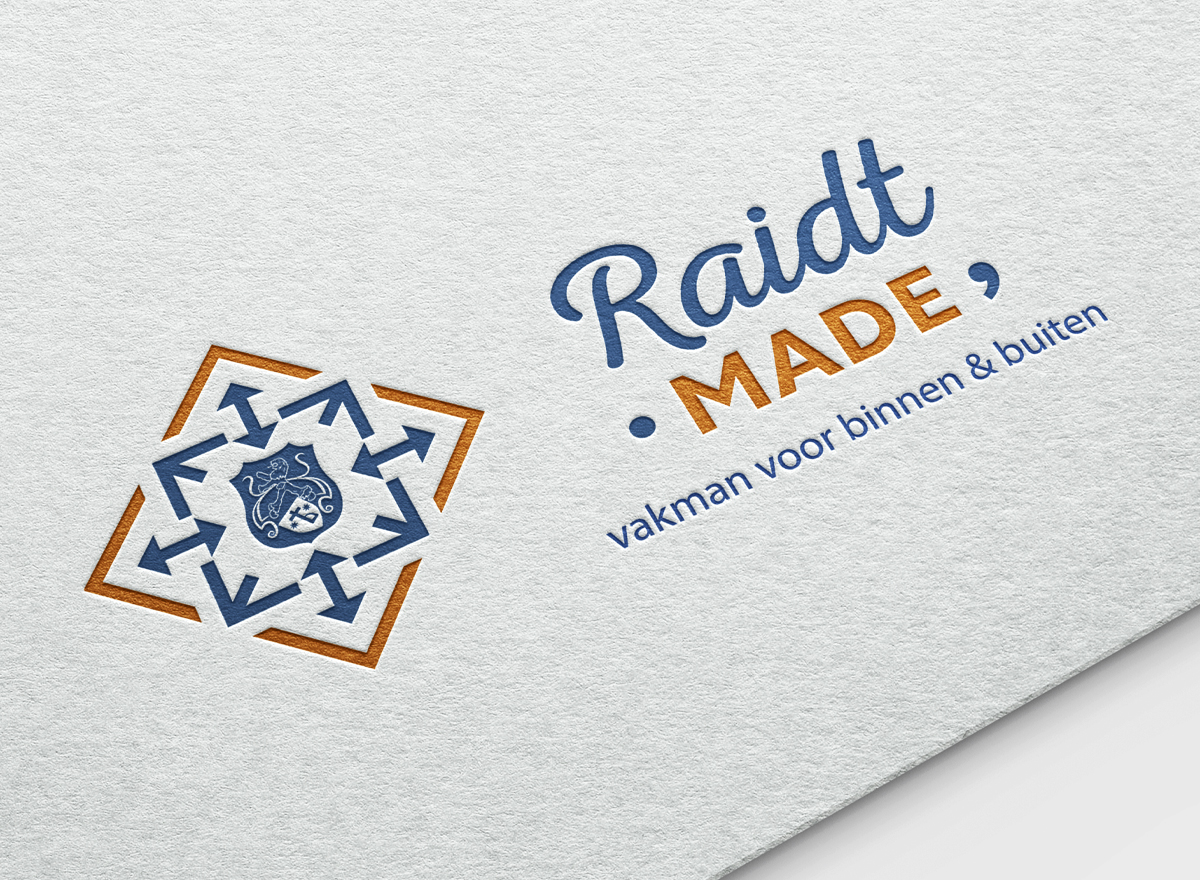 Raidt Made Logo