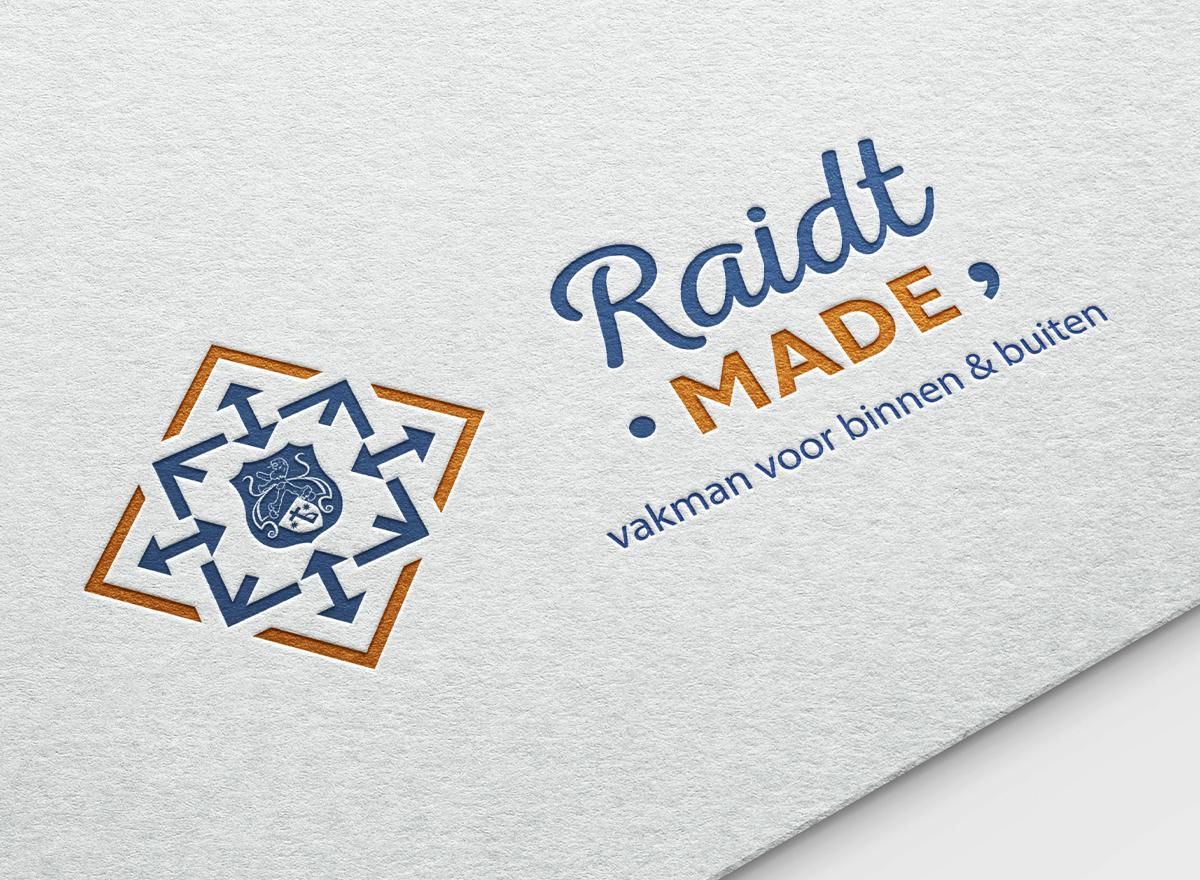 Raidt Made Logo