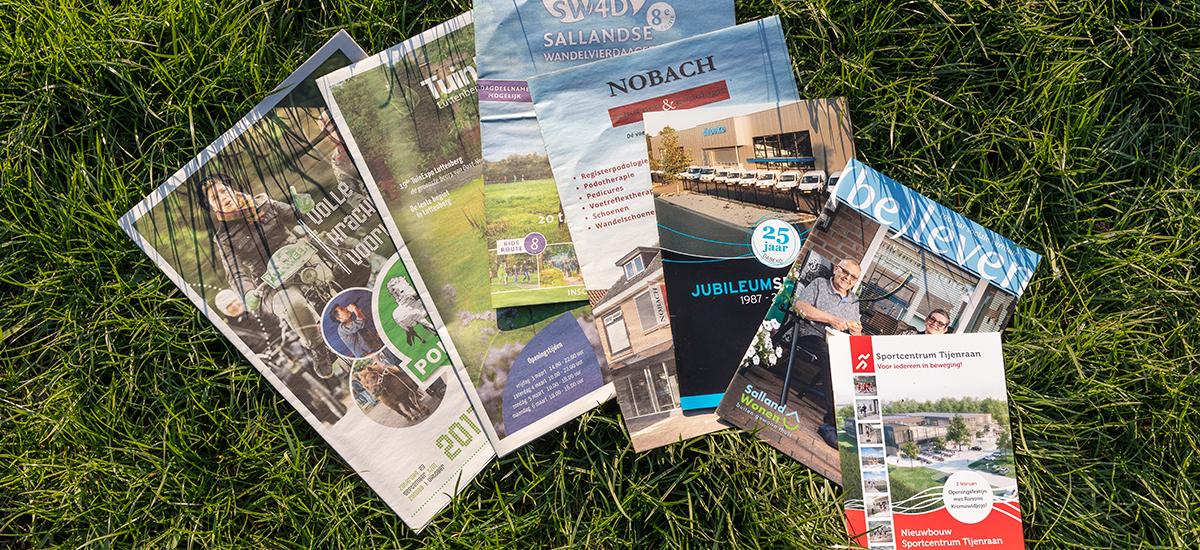 Sponsored Magazines